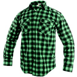 flanelová košeľa TOM